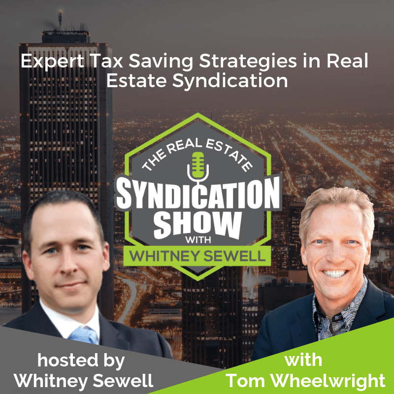 real estate syndication, real estate investing, deal making