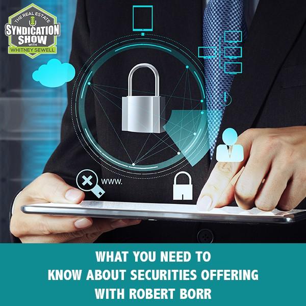 RES 192 | Securities Offering