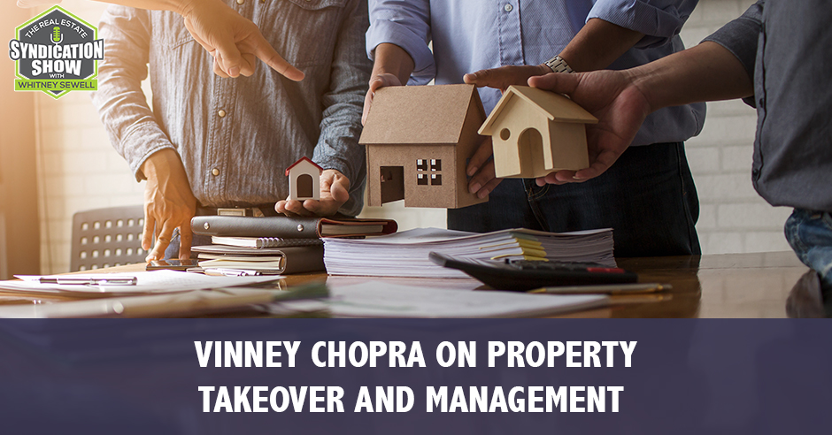 RES 204   Property Takeover And Management