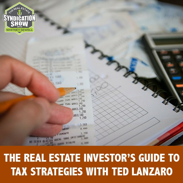 RES 237 | Real Estate Tax Strategies
