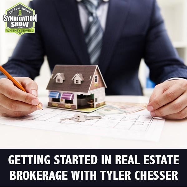 RES 243   Real Estate Brokerage