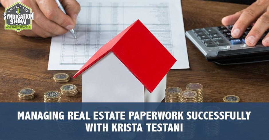 RES 249 | Managing Real Estate Paperwork