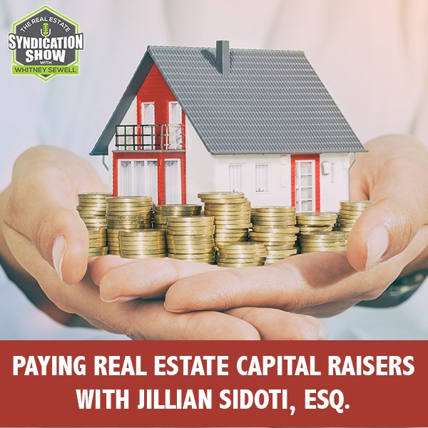 RES 252   Real Estate Capital Raising