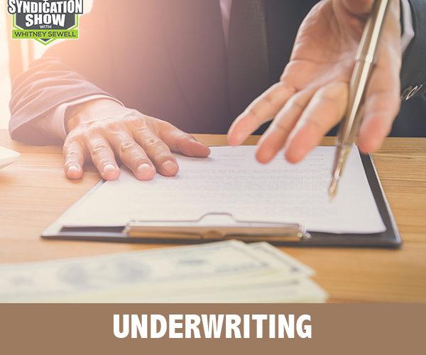 RES 277 | Underwriting Properties
