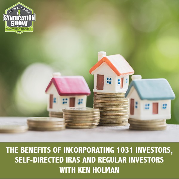 RES 283 | Incorporating 1031 Investors