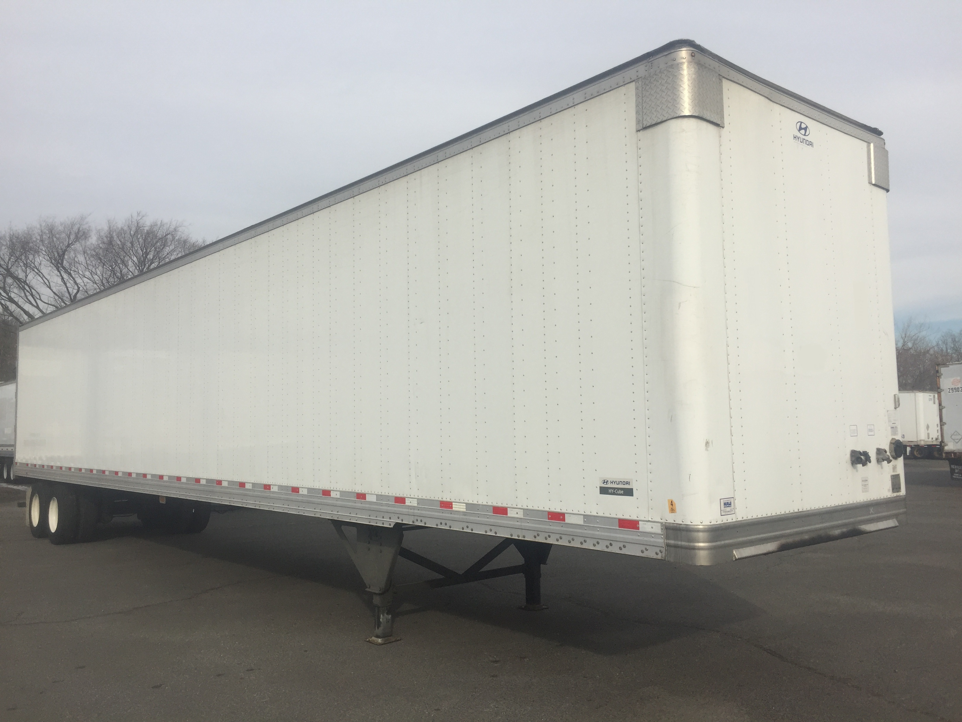 Commercial Road Trailer Rentals NJ