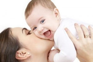 breastfeeding lactation happy family