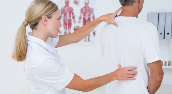 Back pain relief injur treatment