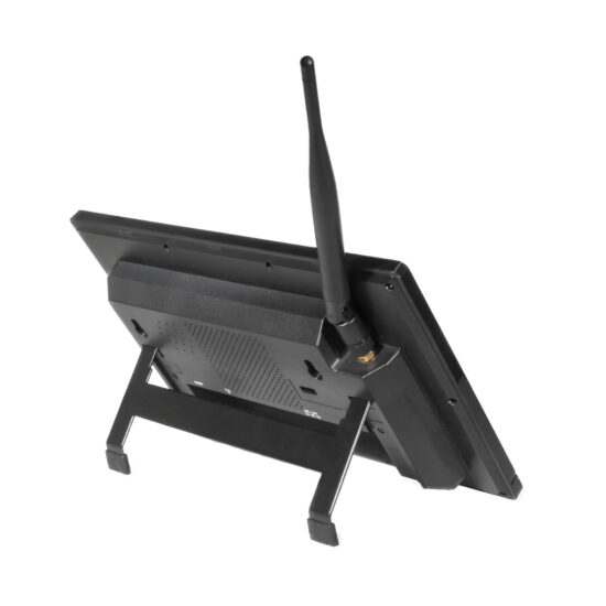 """Wireless Prime 10"""" Tablet Rear"""