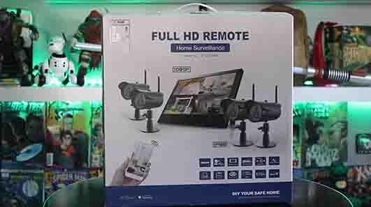 Wireless Prime Home Surveillance Review