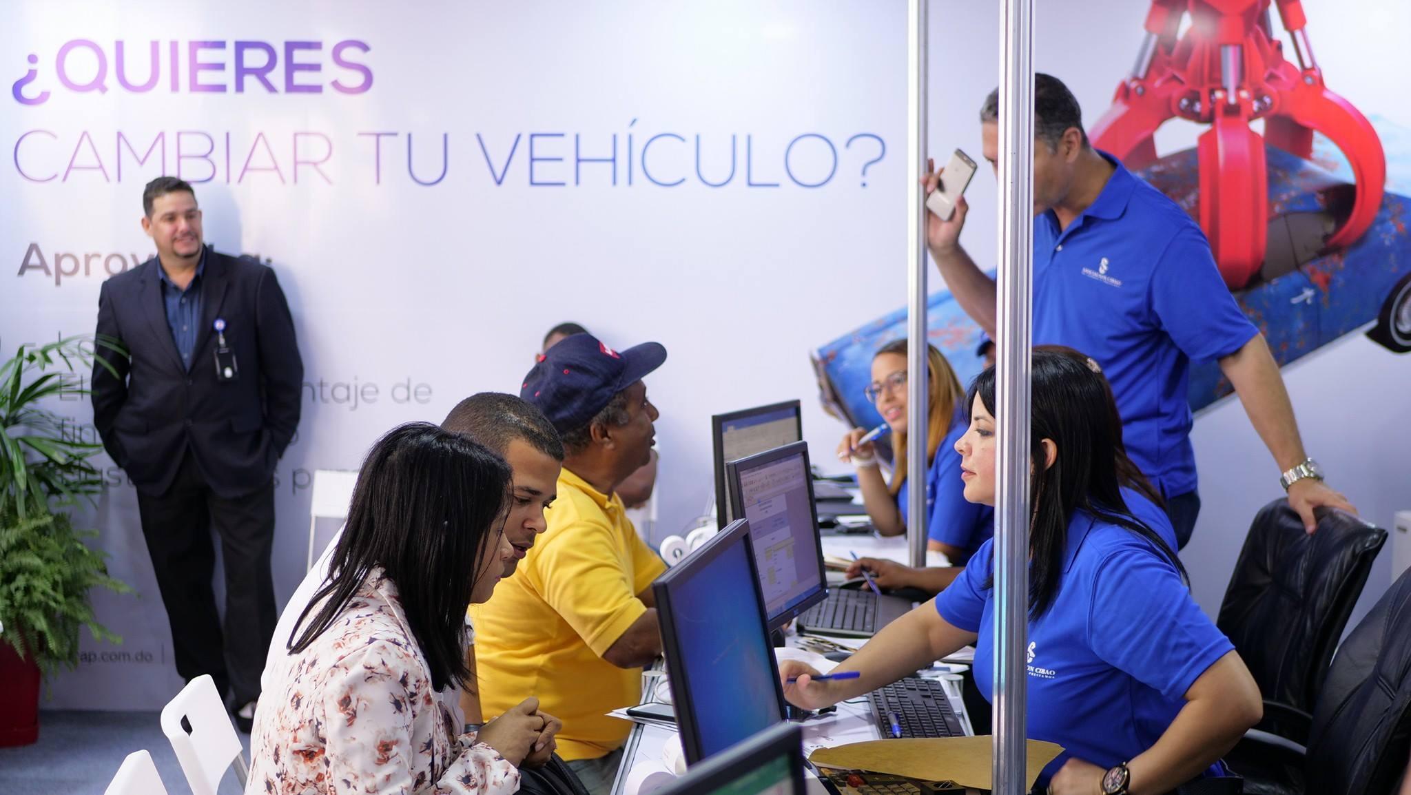 ACAP presenta atractiva oferta financiera en la Autoferia Anadive