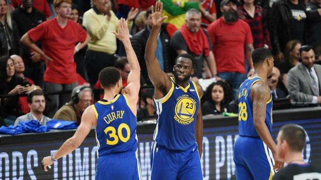 Warriors en sus quintas Finales seguidas