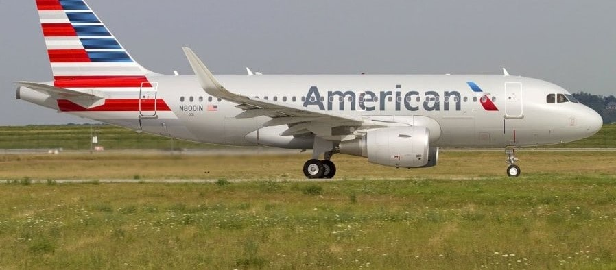aeronavegacion american airlines mod