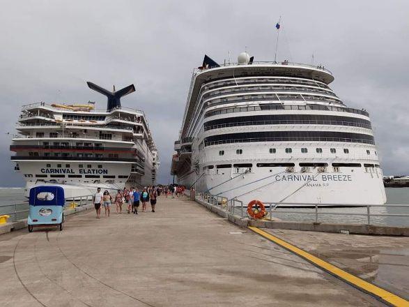 cruceros de puerto plata