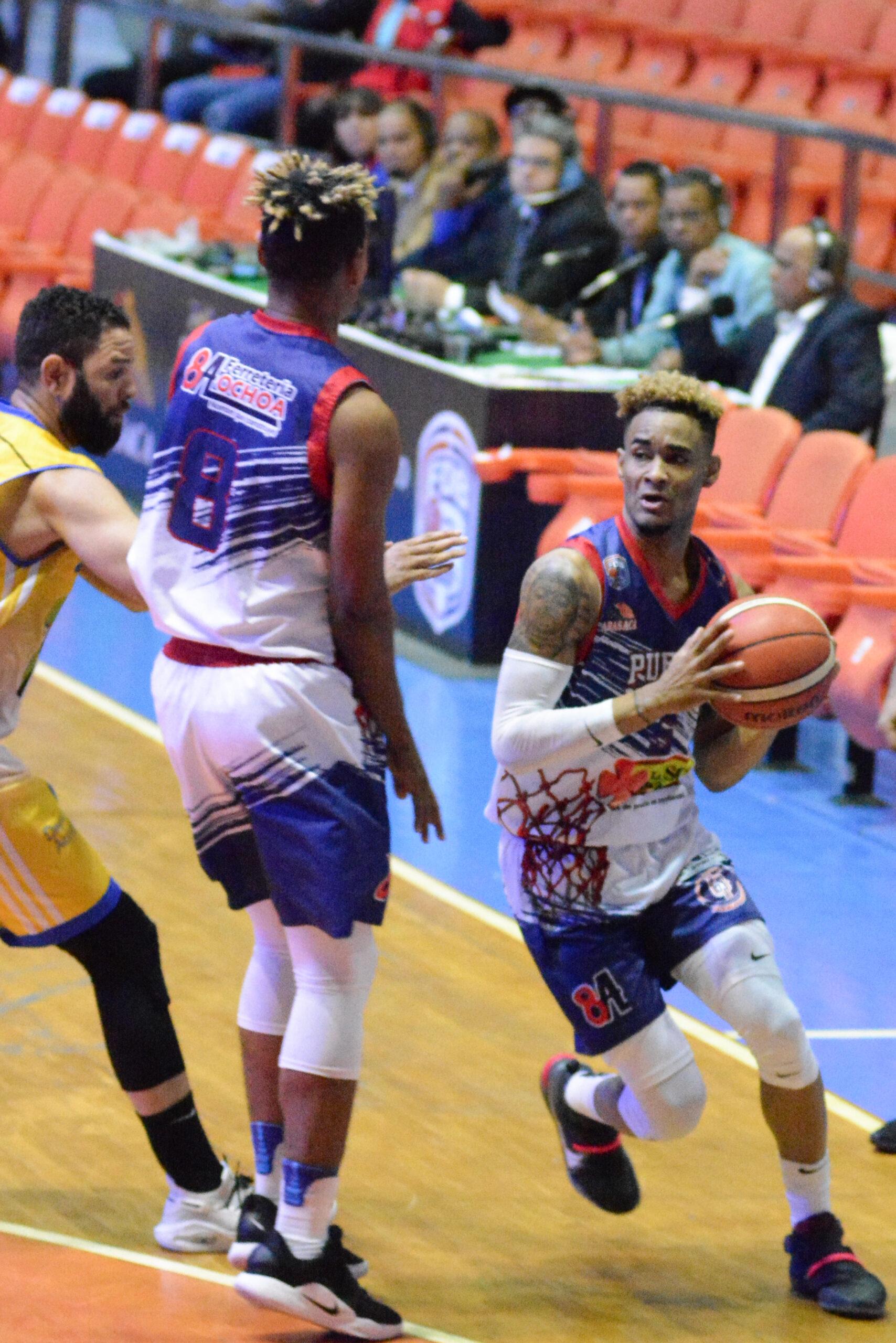Pueblo Nuevo recuperar la supremacía del Basket Superior de Santiago