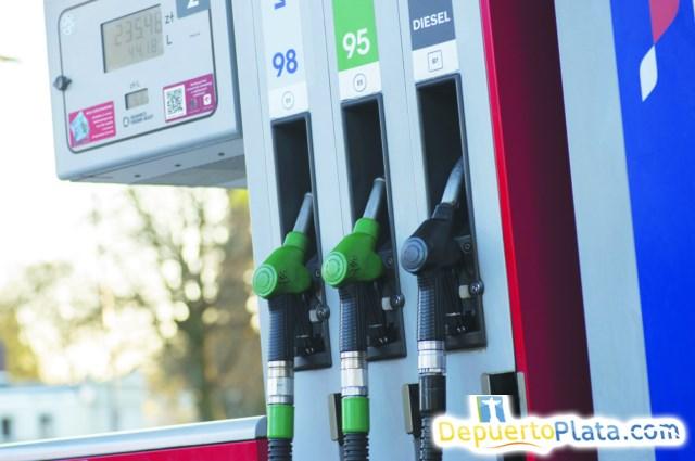 Estación de combustibles