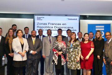 Zona Franca Puerto Plata participa en foro de inversión celebrado en España