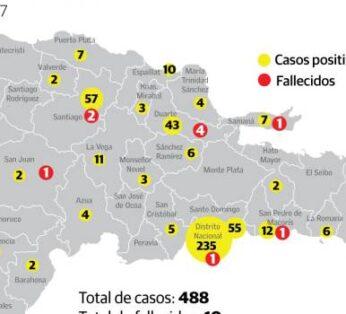 mapa conavirus
