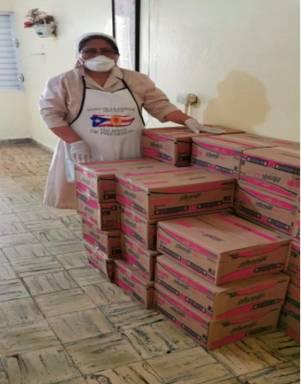 Always dona 20 mil toallas sanitarias