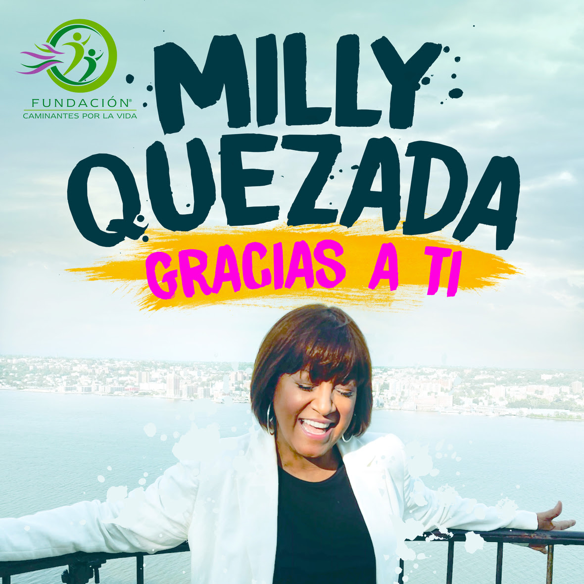 "Milly Quezada rinde tributo con ""Gracias a ti"""