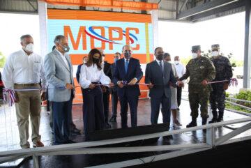 Danilo Medina entrega Terminal Interregional Autobuses Santo Domingo Este