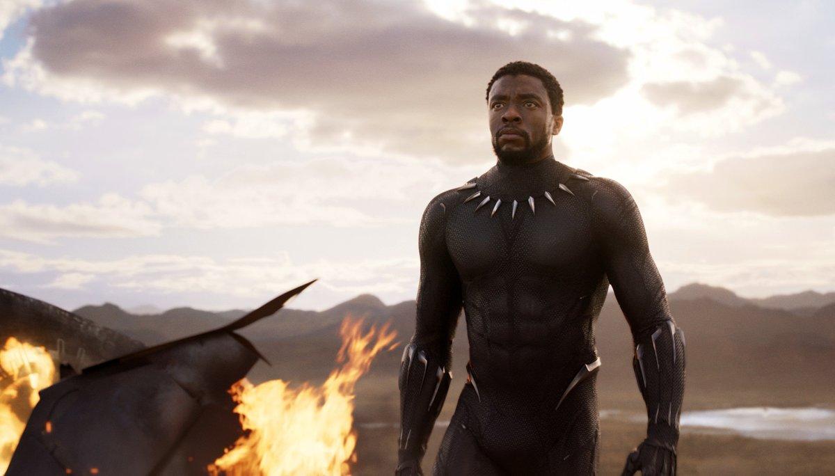 Murió Chadwick Boseman