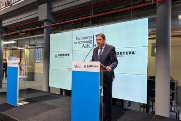 """Luis Planas: """"Tenemos una buena PAC para el futuro. Es hora de grandes acuerdos"""""""