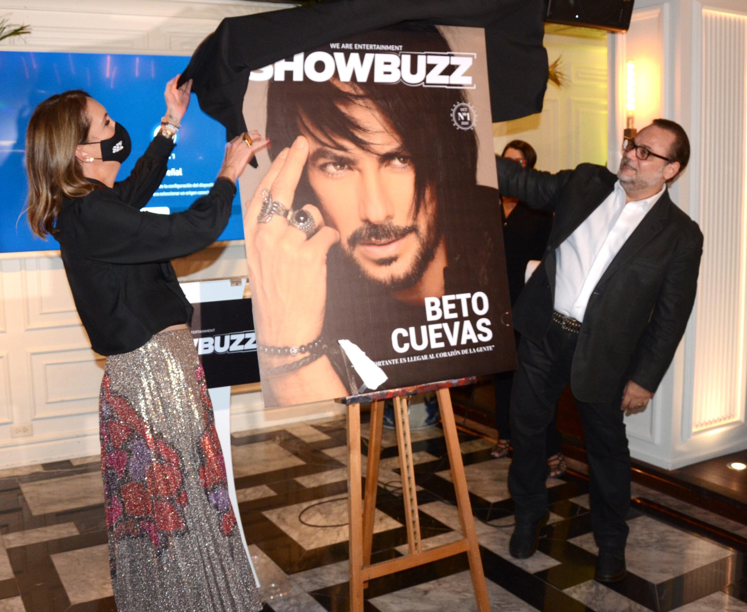 Presentan ShowBuzz: