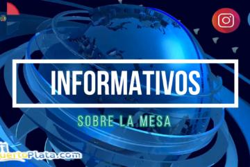 """Informativos """"Sobre la Mesa"""", edición Puerto Plata, El Bronx, Manhattan"""