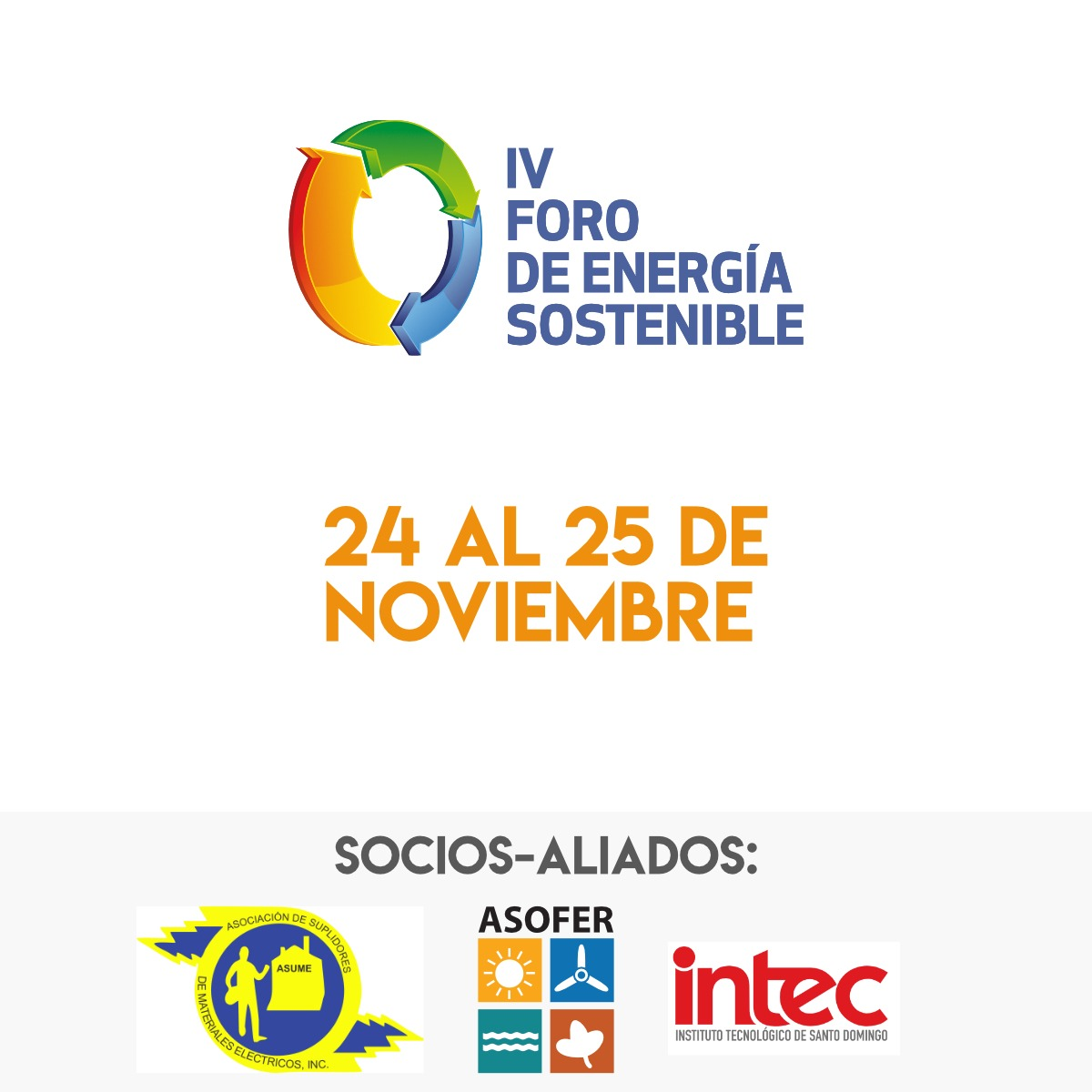 Celebrarán Foro Energía Sostenible 2020 en modalidad virtual