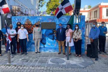 Rinden homenaje a Hermanas Mirabal en Puerto Plata