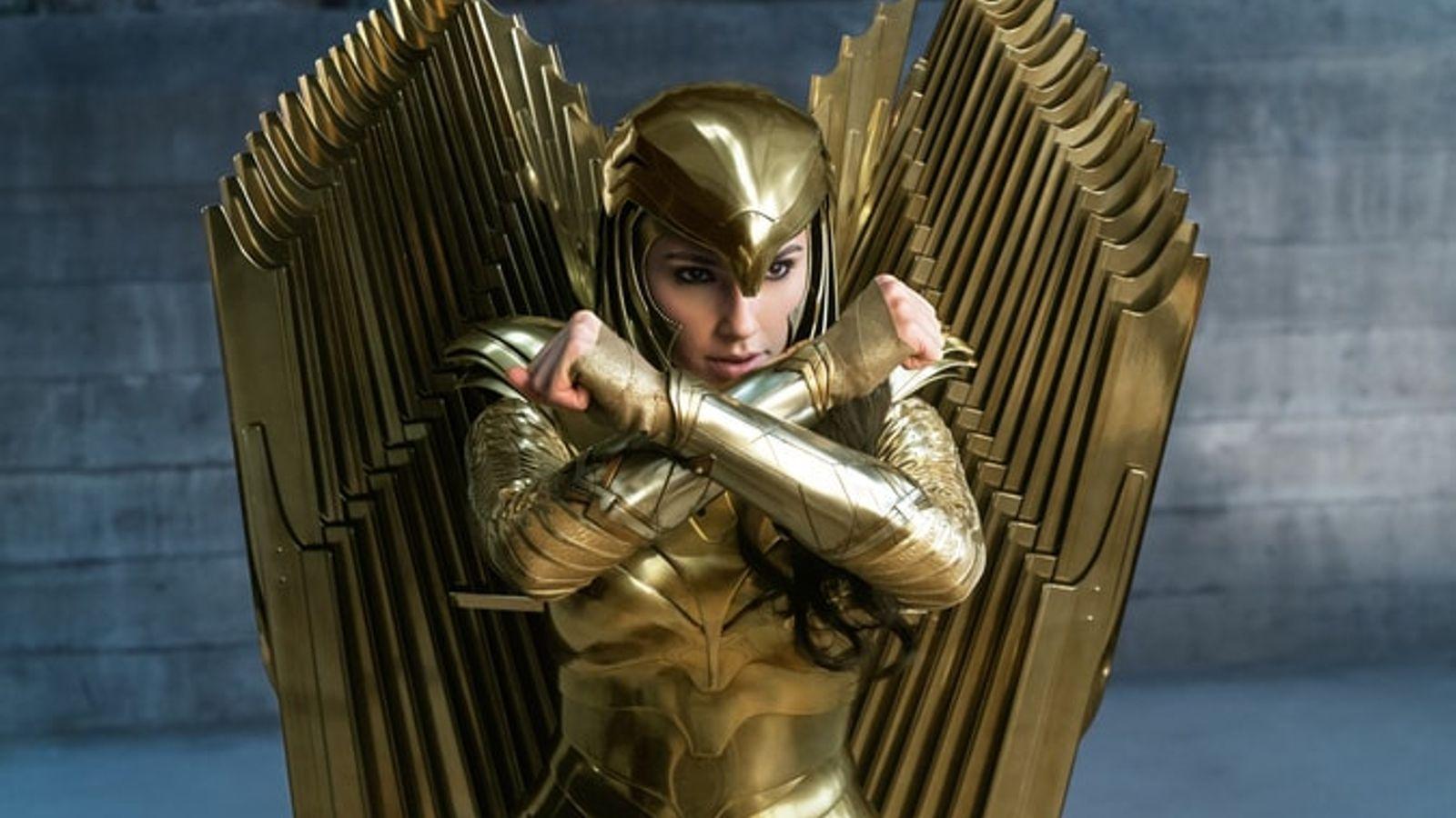 Wonder Woman 1984 aterrizará