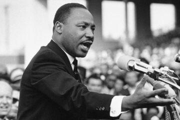 Día del Dr. Martín L. King Jr. y cambio de gobierno en la Casa Blanca.
