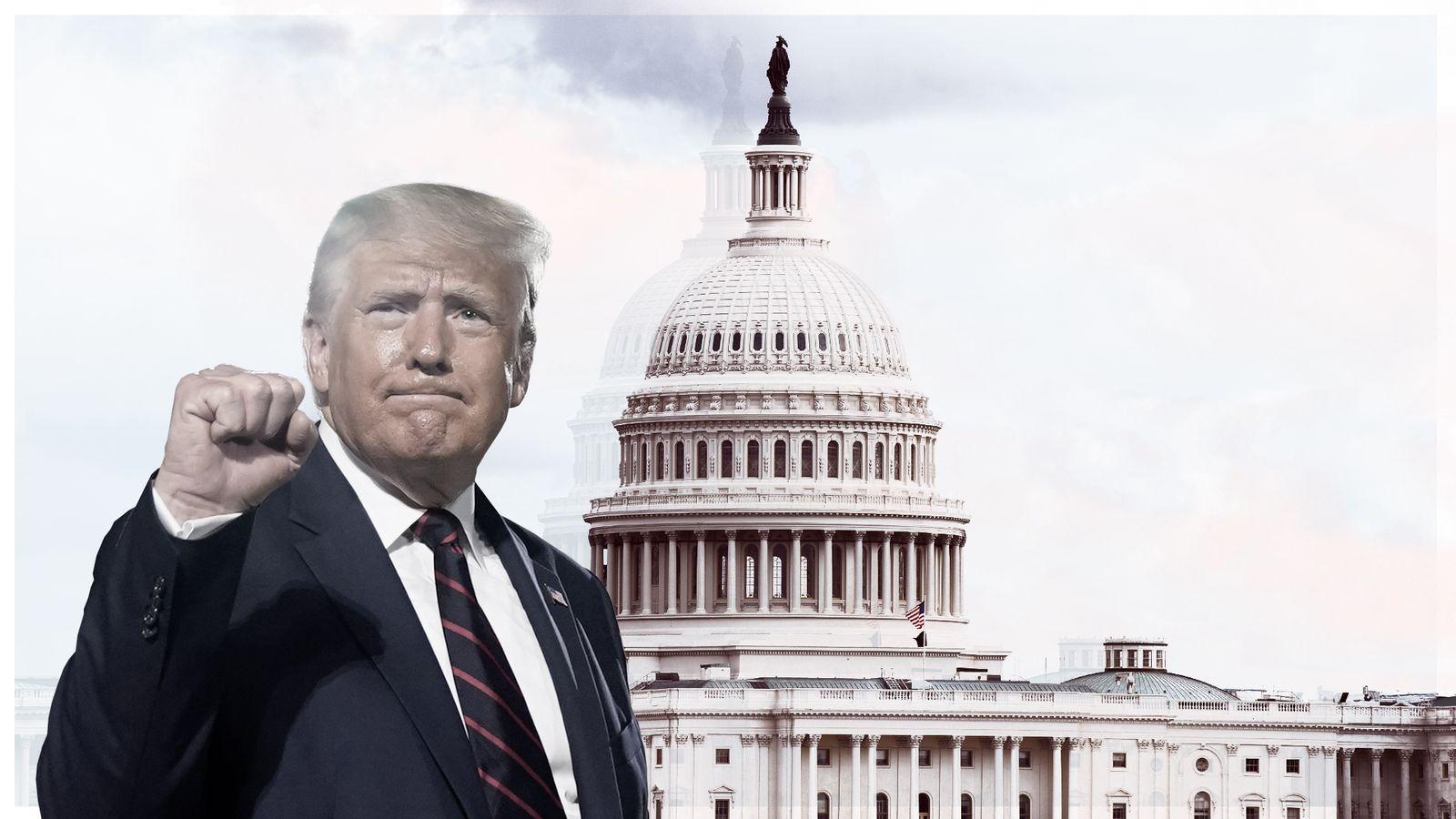 ¿Cuál es la 25a Enmienda que podría destituir a Trump de su cargo antes de que Biden asuma el cargo?