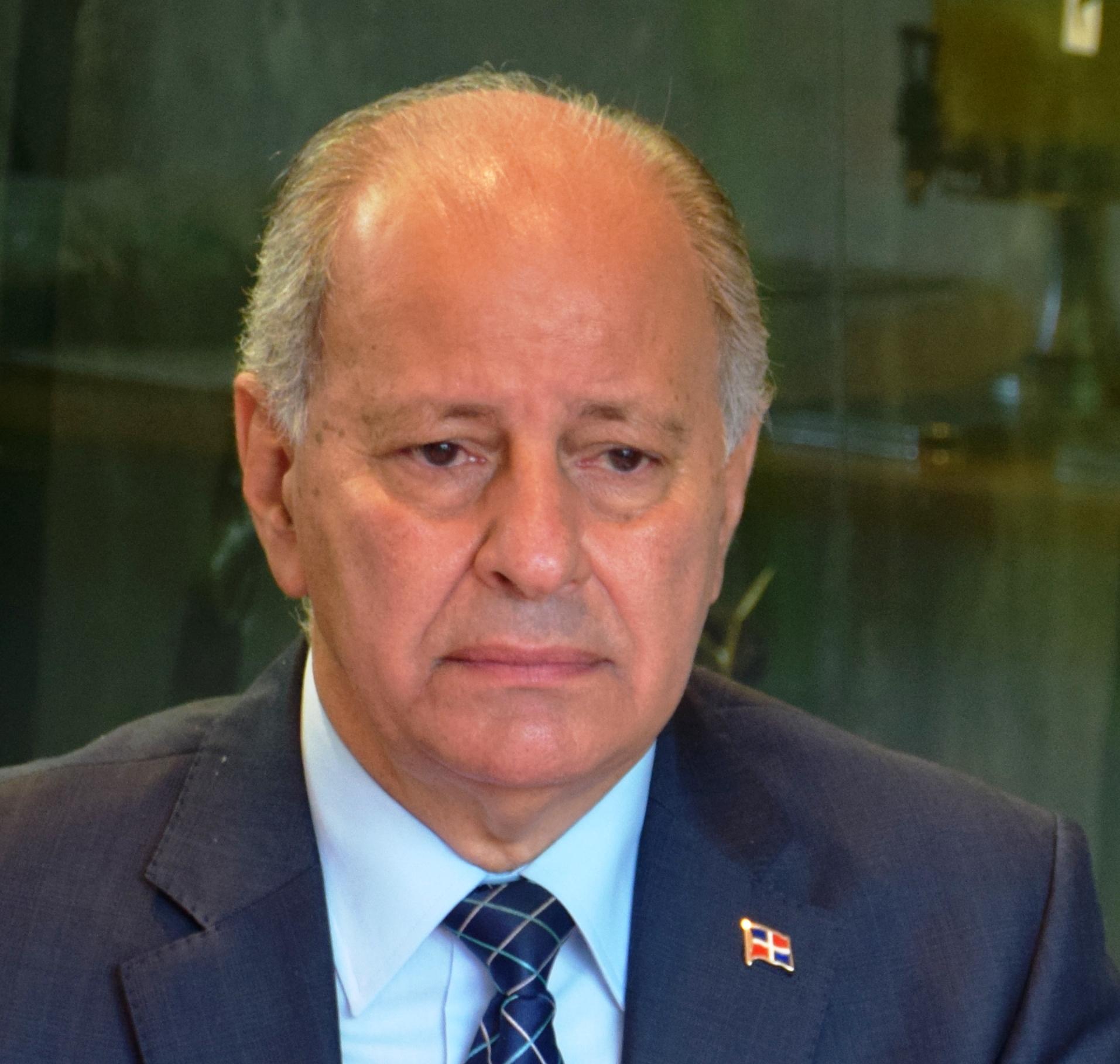 Embajador José Serulle Ramia aboga por un año 2021 de esperanza y cooperación entre los estados y pueblos