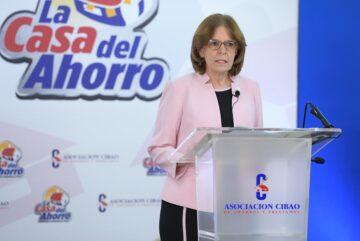 """Asociación Cibao realiza sorteo final """"La Casa del Ahorro"""" 2020-2021"""