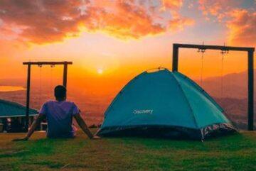 Siete destinos para acampar en Republica Dominicana