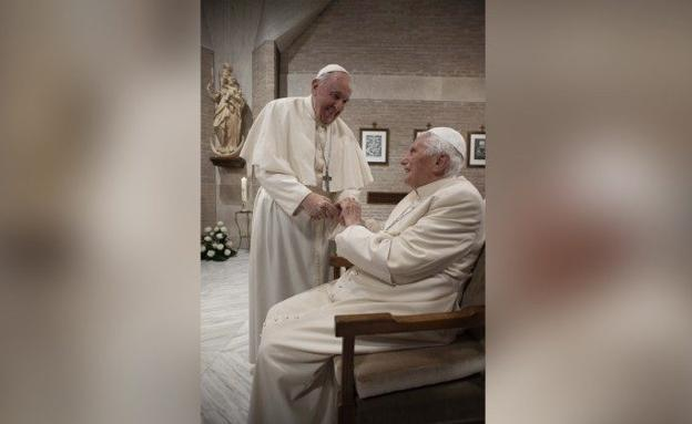 El papa Francisco,