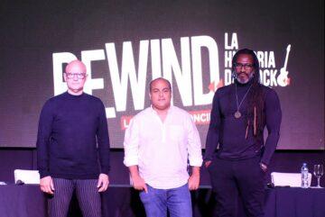 """""""Rewind"""" será el primer legado audiovisual de la historia del rock en RD"""