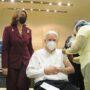 Ministerio de Salud inicia jornada de vacunación contra COVID-19 en CEDIMAT