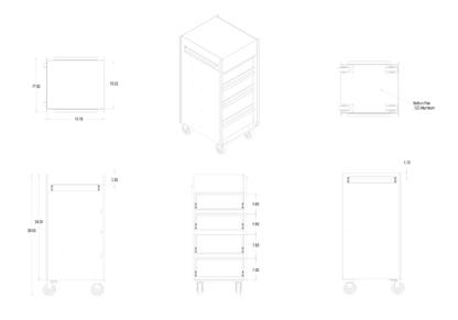 workstation dimensions