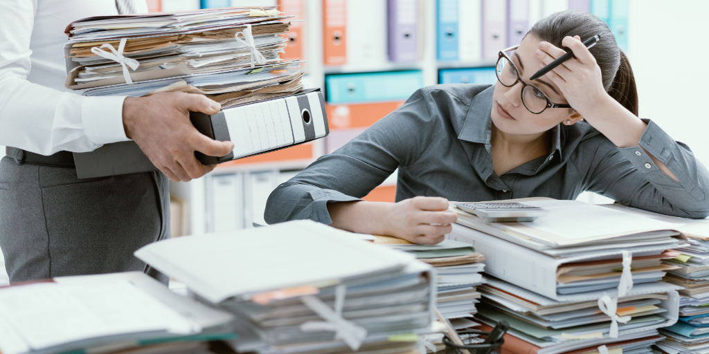 The benefits of a paperless sales centre