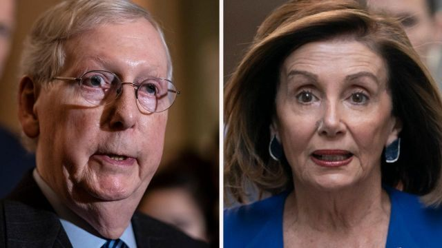 McConnell rejects Pelosi's demand to release Senate impeachment trial plan