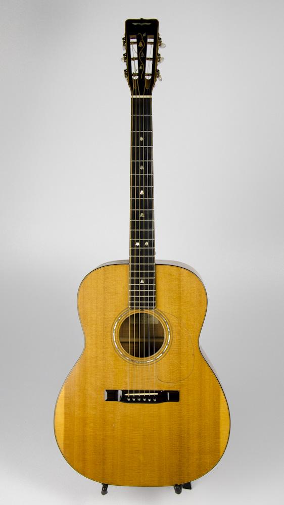 David Dart Koa Steel String Guitar #3, 1979