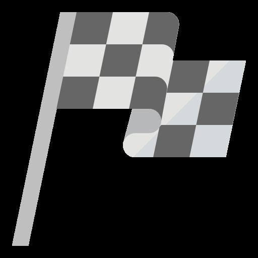 finish-flag