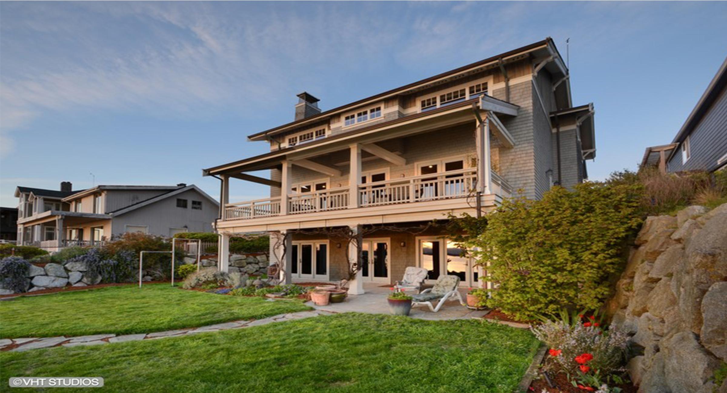 Casa Architect Seattle Washington Richmond Waterfront Project