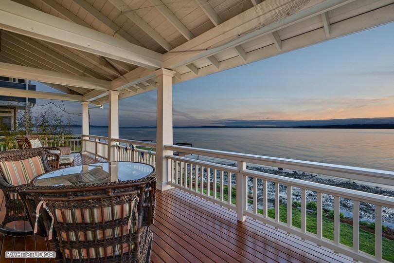 Casa Architects Seattle Washington Richmond Beach Home.