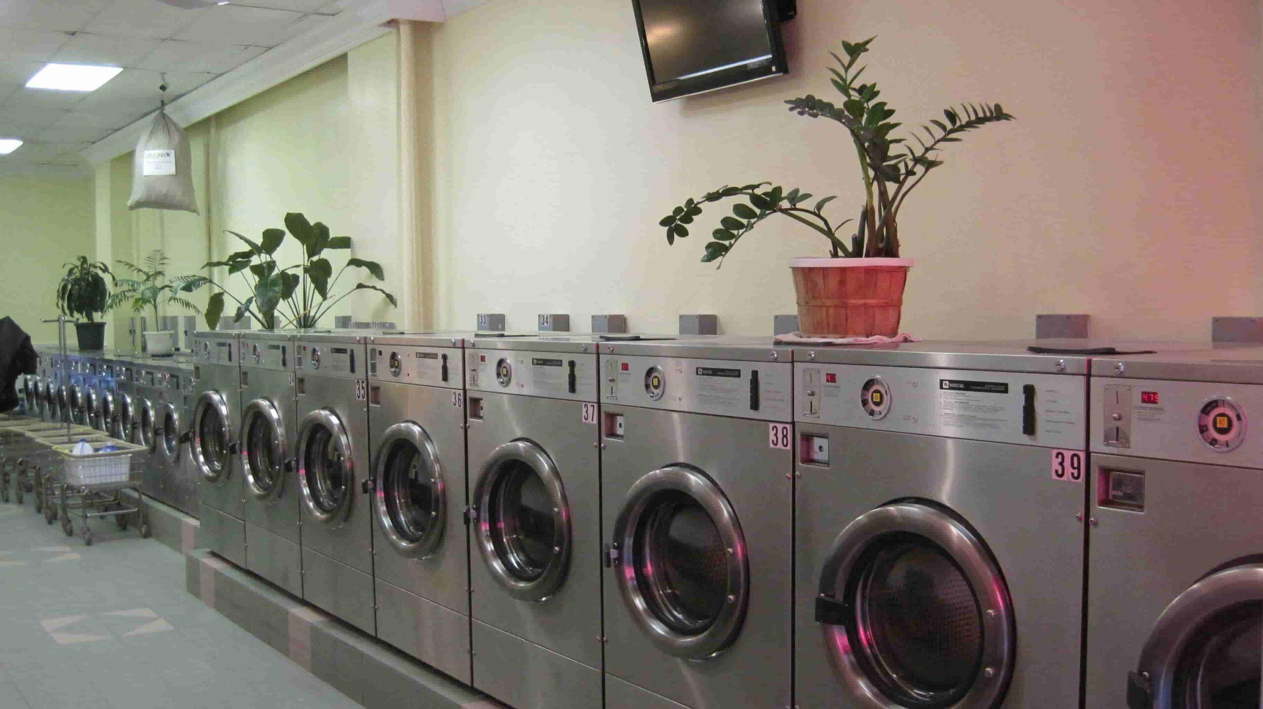 glen street laundromat