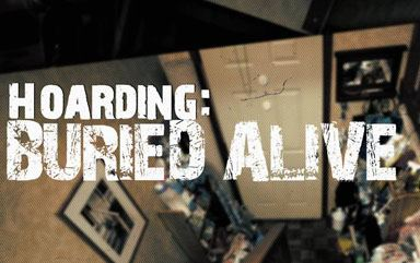 Watch us on Hoarding: Buried Alive tonight at 9:00pm!
