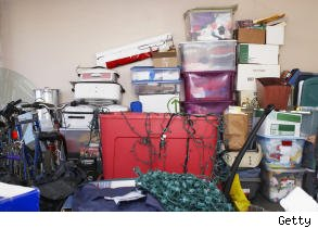 When getting your home ready for sale, declutter first!